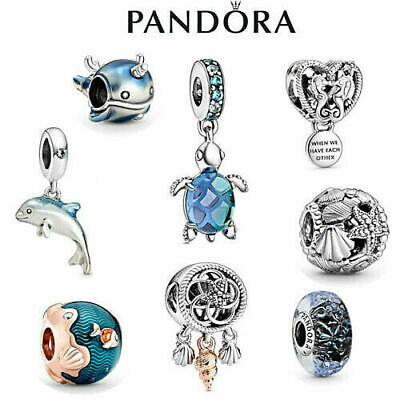 Genuine Silver Pandora Ocean Charm ALE S925 & With Gift Box New • 13.65£