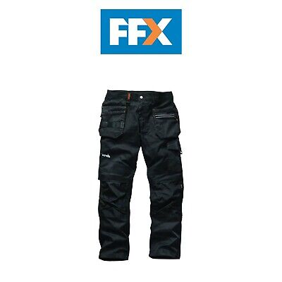 Scruffs T544 Trade Flex Trousers Black - Various Sizes • 39.49£