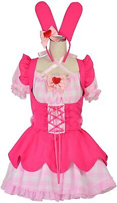 $117.99 • Buy My Melody Sanrio 8mm Cosplay Maid One Piece L Size Costume Japan Halloween Cute