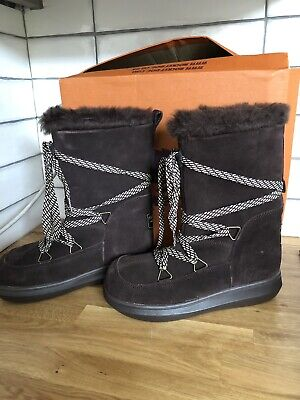 New Rocket Dog Snow Boots Size 7 Eur 40 Rrp £85 • 19£