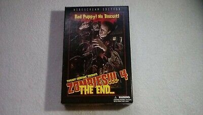Zombies!!! 4, The End, 1st Edition • 20£