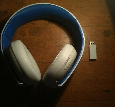Sony Wireless Headphones White/blue • 31£