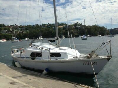 AU5500 • Buy Osprey 24 Ft Sail Yacht