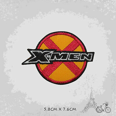 £1.99 • Buy X-MEN Superhero Movie Patch Iron On Patch Sew On Embroidered Patch