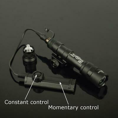 $54.99 • Buy Tactical M600B Scout Light Weapon Light LED Lanterna W Dual Function Tail Switch