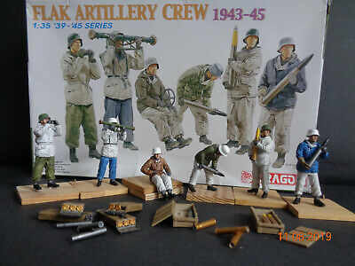 Dragon 6275 1/35 Scale Already Built And Hand-painted 6 Figures • 50£