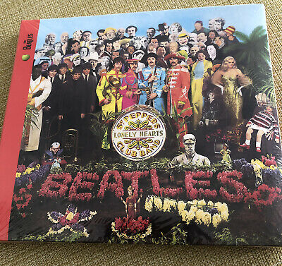 £6.29 • Buy The Beatles - Sgt Peppers Lonely Hearts Club Band (2009 Remaster) Cd]new Sealed