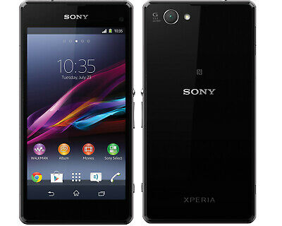 AU191.41 • Buy SONY XPERIA Z1 COMPACT D5503 2gb 16gb  Camera 4.3  Android 5.1 Smartphone