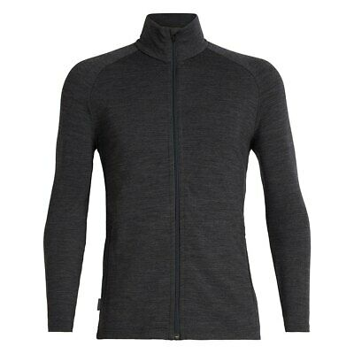 Icebreaker Victory Fleeces Men´s Clothing Black • 112.99£