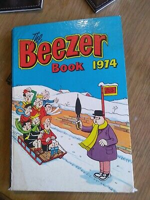 The Beezer Book Annual 1974 Unclipped Good Condition  • 1.40£