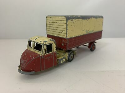 Vintage Budgie Scammell Scarab • 5£
