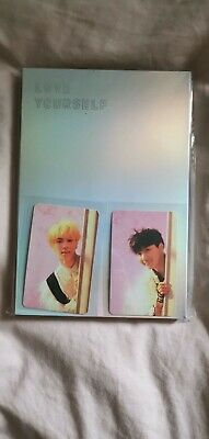 Bts Kpop Official Answer E Album With Jin Jhope Photocards • 15£
