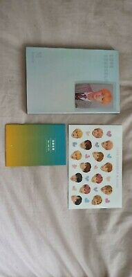 Bts Kpop Official Answer L Album With Jin Photocard • 10£