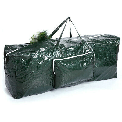 Heavy Duty Artificial XMAS CHRISTMAS TREE Home STORAGE BAG Zip Sack Holder • 7.85£