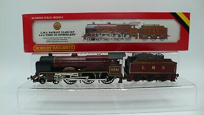 Hornby R357 LMS 4-6-0 Patriot Class 5XP Locomotive 5541  Duke Of Sutherland  NEW • 75£