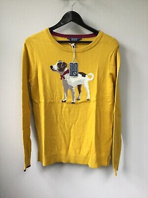 Tres Chic Free P/&P Joules Bessie Dog Pink Top Age 4 BNWT
