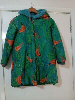 Designer Oilily Girls Jacket Coat Age 10 • 10£
