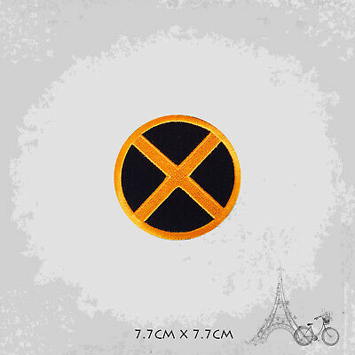 £1.99 • Buy X Man Superhero Movie Patch Iron On Patch Sew On Embroidered Patch