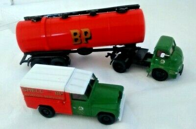 Corgi Classics 31005 Diecast Bedford S Type Tanker And Landrover Shell/bp 1:50  • 18.99£