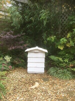 Beehive Composter Kit - Flat Packed, Part Constructed, Painted In White Primer • 64£