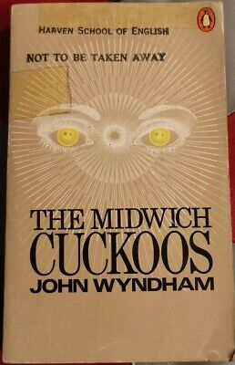 The Midwich Cuckoos By John Wyndham 1970 Penguin Paperback • 0.99£