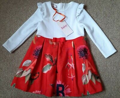 Girl Dress By Ted Baker 12-18 Months  • 1.20£