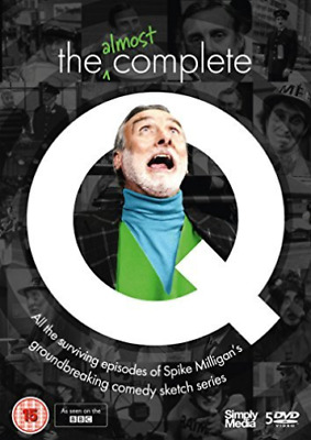 Q The Almost Complete Q DVD NEW • 24.06£