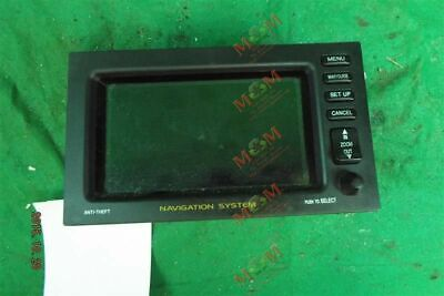 $290.99 • Buy Info-GPS-TV Screen Display Screen Dash Navigation Fits 03-05 PILOT 899252