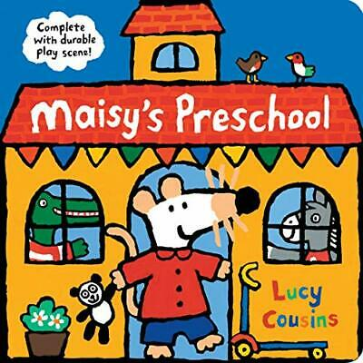 $7.99 • Buy Maisy's Preschool: Complete With Durable Play Scene By Cousins, Lucy Book The