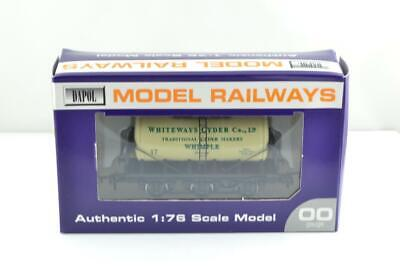 Dapol Whiteways Cyder Cider 6 Wheel Tank Wagon Whimple Mib Oo Gauge Uk Freepost • 34.99£