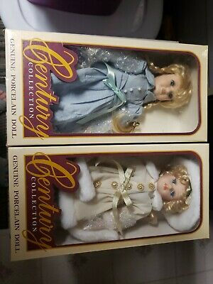 $ CDN40 • Buy Century Collection Genuine Porcelain Doll 8years+