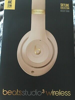 Beats By Dr Dre Studio 3 Wireless (Rose Gold) • 119.99£