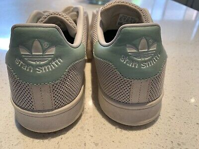 AU20 • Buy STAN SMITH ADIDAS White Ladies Shoes Joggers Size 8.5
