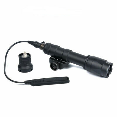 $38.87 • Buy M600C Mini Scout Light Constant Momentary Hunting Flashlight Remote Tail Switch