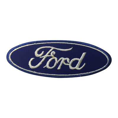 £1.99 • Buy Ford Classic Car Brand Logo Patch Iron On Patch Sew On Embroidered Patch