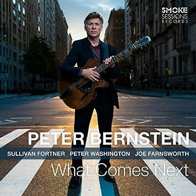 £12.49 • Buy Peter Bernstein - What Comes Next (NEW CD)