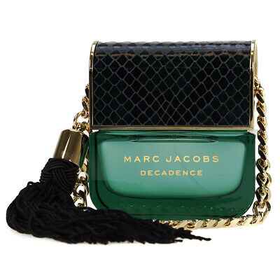 Marc Jacobs Decadence 50ml Eau De Parfum EDP Perfume Spray For Women • 39.99£