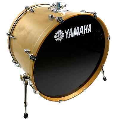 Yamaha Stage Custom 24in Bass Drum - Natural Wood • 144.65£