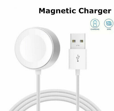 $ CDN10.34 • Buy For Apple Watch IWatch 5/4/3/2/1 Magnetic Cable 38 42 44mm Charger Charging Dock