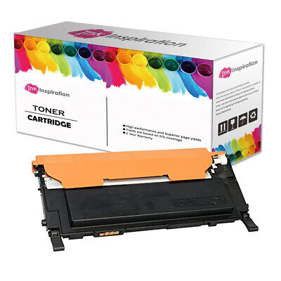 1 Black Toner Cartridge For Samsung CLP310 CLX-3175 CLP-315 CLP-315W CLX-3170FN • 10.59£