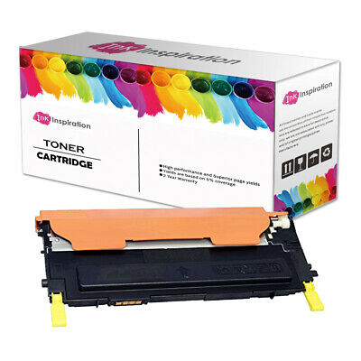 1 Yellow Toner Cartridge For Samsung CLP310 CLX-3175 CLP-315 CLP-315W CLX-3170FN • 10.59£