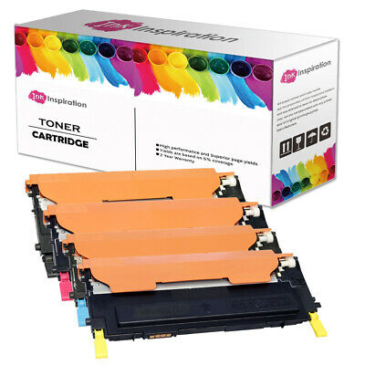 4 Toner Cartridge For Samsung CLP310 CLP-310N CLP-315 CLP-315W CLX-3170FN 3175 • 31.59£
