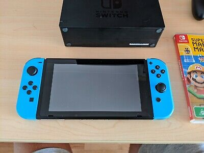 AU450 • Buy Nintendo Switch Console Bundle With 2 Games