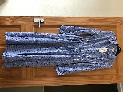 Marks And Spencer Per Una Floral Dress New With Tags Rrp 45 Size 10 • 15£