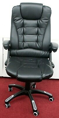 Cherry Tree Furniture Executive Recline Extra Padded Office Chair • 40£