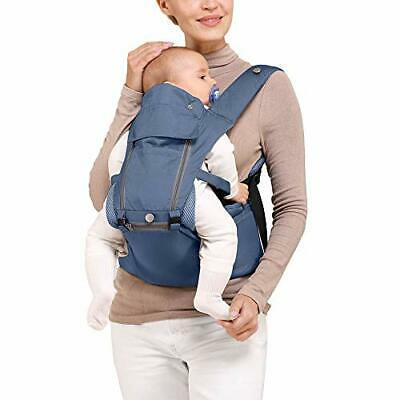 Xatan Baby Carrier Waist Stool,All In 1 Baby Hip Seat All Carry Position Newborn • 38.87£