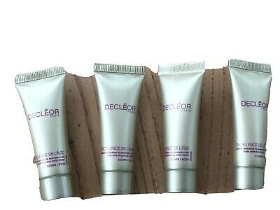 £6.99 • Buy Decleor Excellence De L'Age Youth Revealing Body Cream 4 X 7ml
