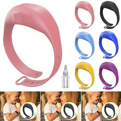 Silicone Soap Bracelet Portable Squeeze Wristband Wash Gel Hand Dispenser Band • 4.59£
