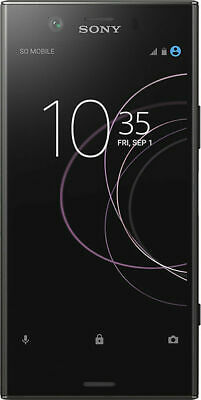 AU206.96 • Buy Sony Xperia XZ1 Compact - 32GB - Black (Unlocked) Smartphone