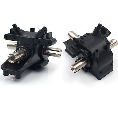 $ CDN19.71 • Buy For Wltoys 12428 12423 RC Car Metal Front Differential Gear Box Wave Box Upgrade